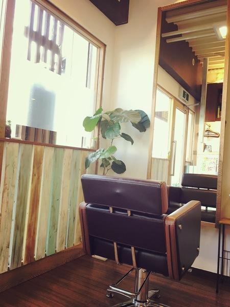 hair salon ちゅら:reの店舗画像2