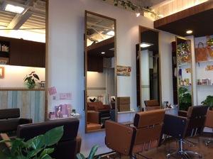hair salon ちゅら:reの店舗画像1