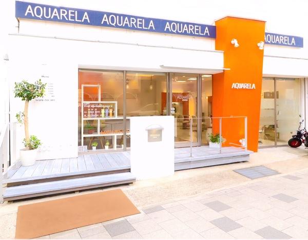 AQUARELAの店舗画像0