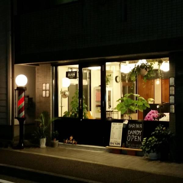 理髪館DANDYの店舗画像5