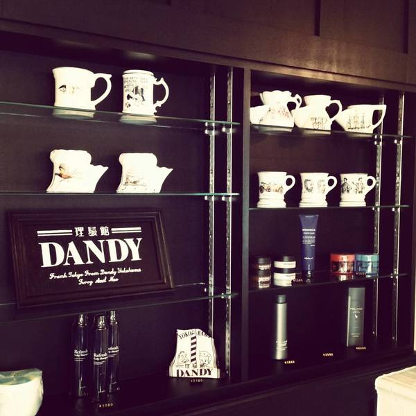 理髪館DANDYの店舗画像3