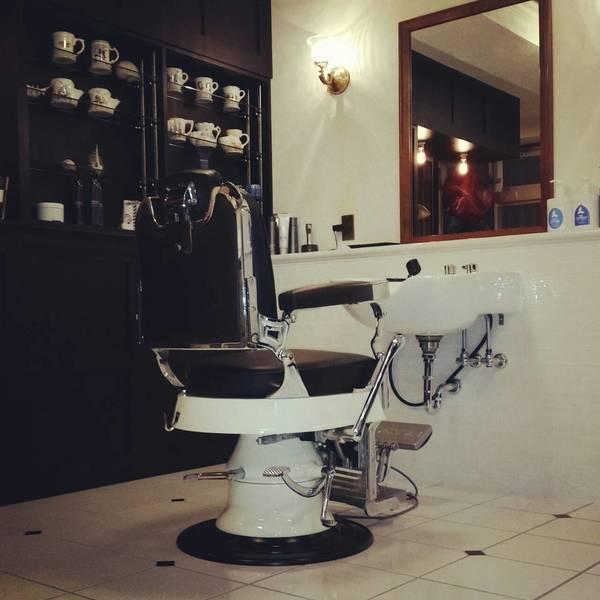 理髪館DANDYの店舗画像1
