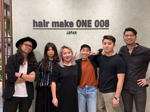 hairmake ONE 008の店舗画像0