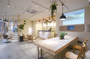 hairmake ONEの店舗画像3