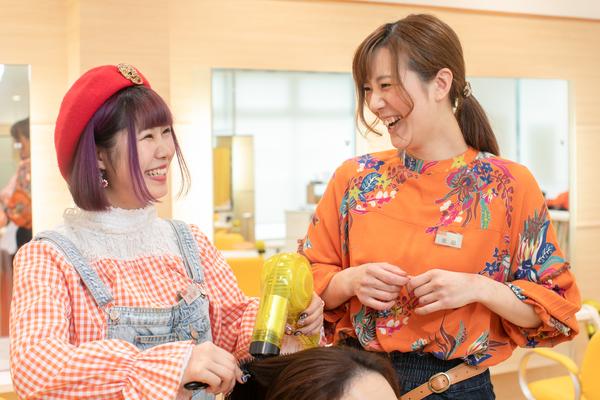 美容室イレブンカット 阪急西宮ガーデンズ店の店舗画像1