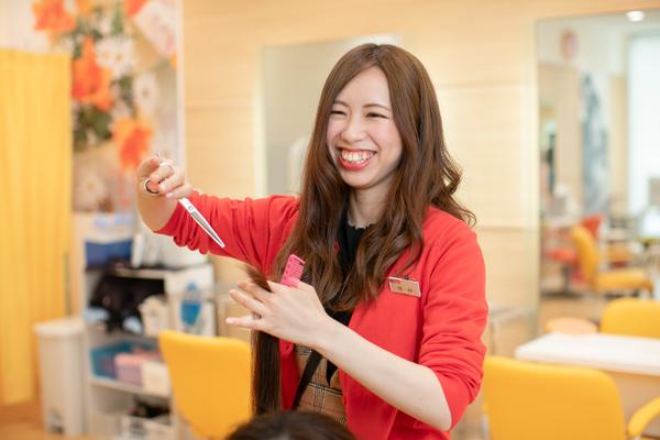 美容室イレブンカット イオンモール大日店の店舗画像0