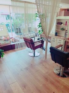 美容室イノセンツの店舗画像9