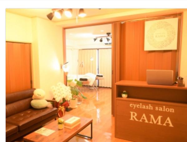 eyelash salon RAMA 立川店の店舗画像0