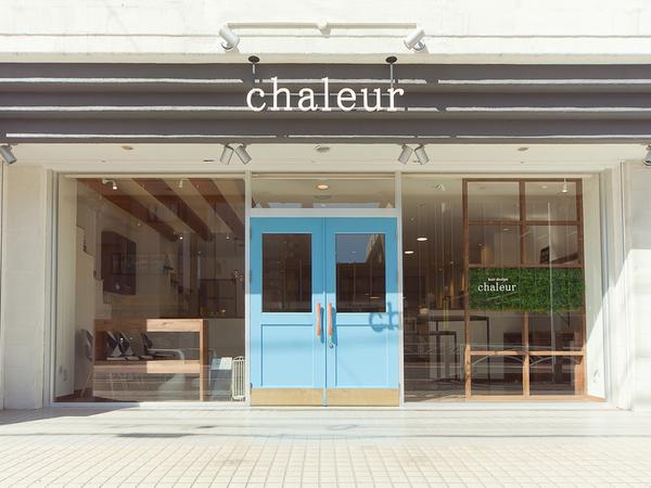 美容室Chaleurシャルールの店舗画像1