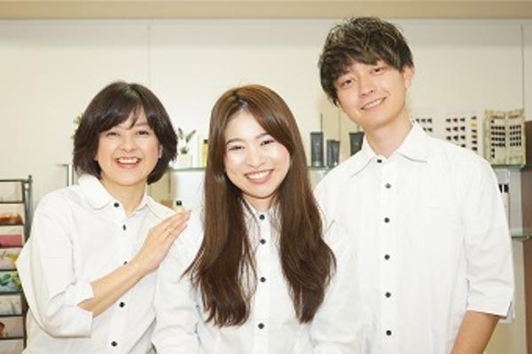 HAIR SALON IWASAKI 武蔵小金井店の店舗画像1