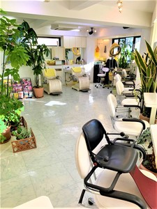 美容室coco hairの店舗画像1