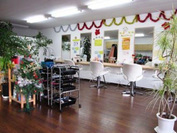 主婦の美容室 のんのん 新庄店の店舗画像1