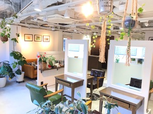 glams Hair Lounge JAPANの店舗画像0