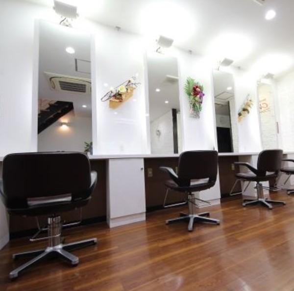 CHIBA美容室の店舗画像0
