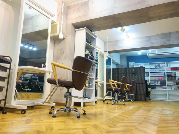 GUILD HAIR&SPAの店舗画像2
