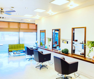 Hair salon Cottonの店舗画像0