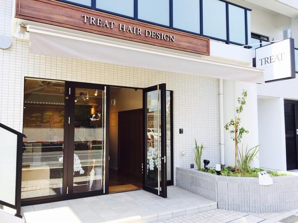 トリート ヘアデザイン 南行徳本店の店舗画像1