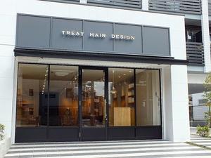 トリート ヘアデザイン 浦安店の店舗画像2
