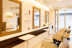 Belle Jouvence & peash かんな美容室の店舗画像0