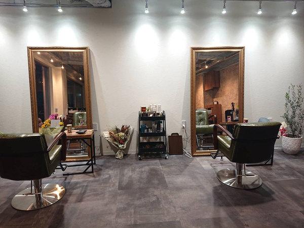 hair design nicoの店舗画像2