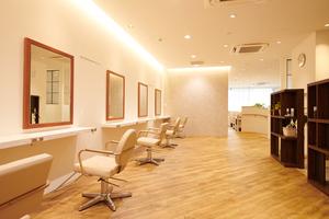 美容室CANNON 目白本店の店舗画像5
