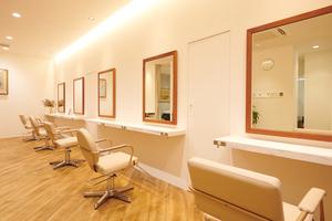 美容室CANNON 目白本店の店舗画像3