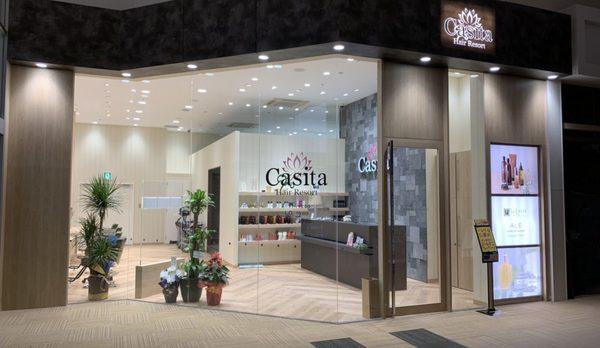 Casita hair resort イオンモール熱田店の店舗画像0