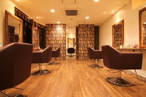 hair room motena 【ヘアールームモテナ】の店舗画像1