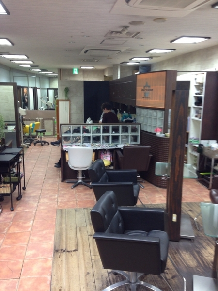 increase hair factoryの店舗画像1