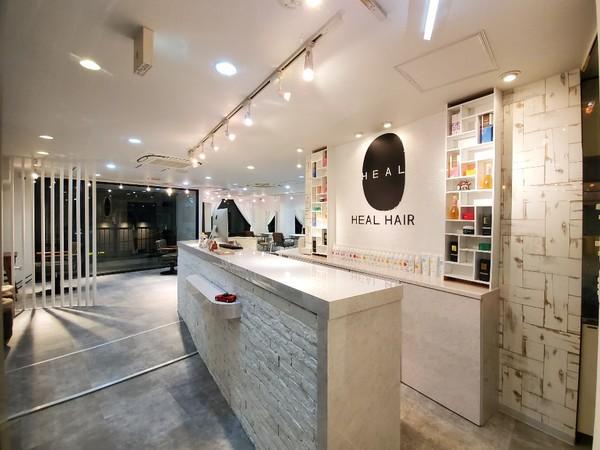 Healhair(ヒールヘア)の店舗画像3