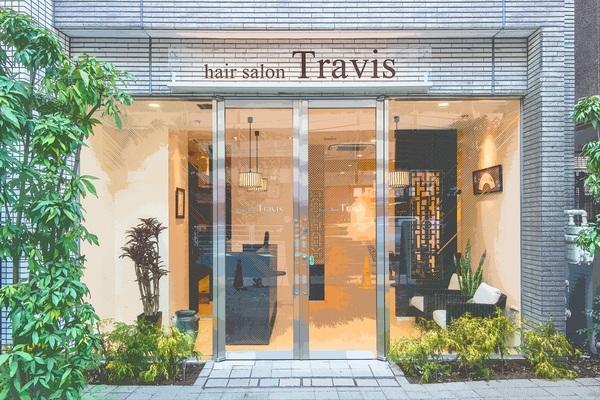 hair salon Travisの店舗画像0