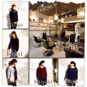 TEARDROP Hair-Relaxの店舗画像4