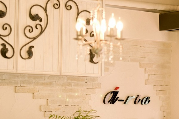 美容室アーリアの店舗画像1