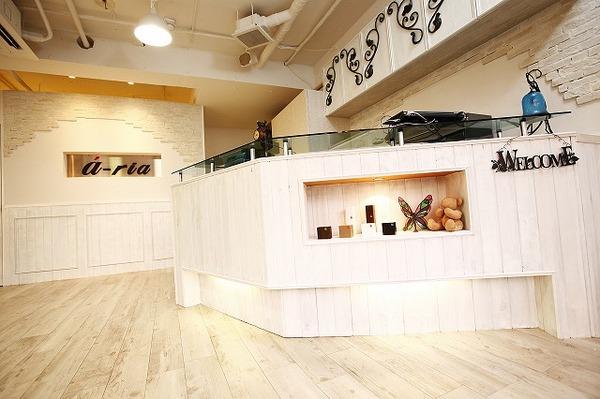 美容室アーリアの店舗画像6