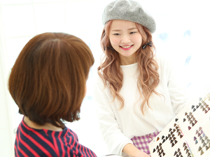 hair&make cureの店舗画像7