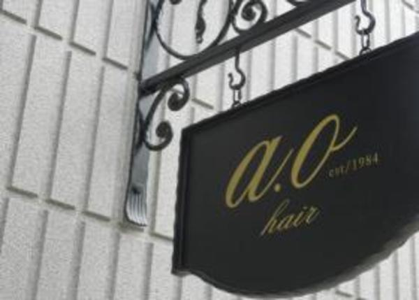 Hair aoの店舗画像0