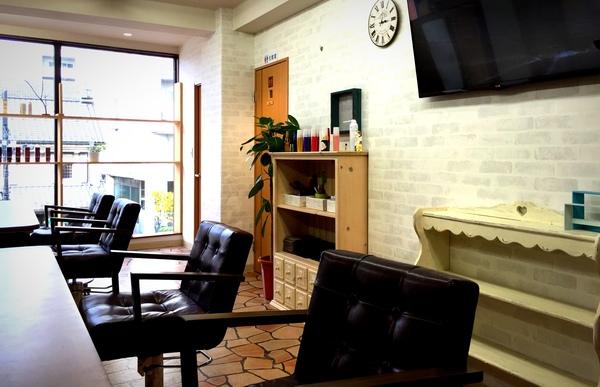 美容室Lei Aloha【レイアロハ】八王子の店舗画像3