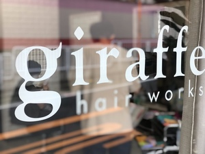 giraffe hair works