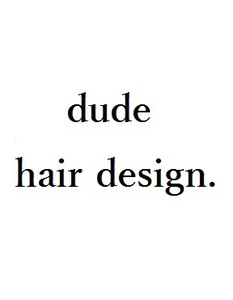 dude hair design.