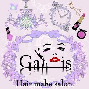 HAIR MAKE SALON Gallis