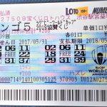 【宝くじ】『ビンゴ5』当たったーーー(^^;)