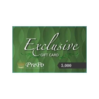 PREPOカード5000