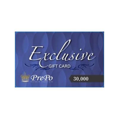 PREPOカード30000