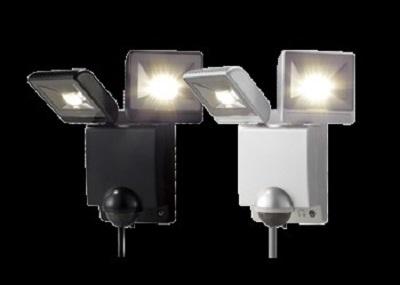 LEDセンサライトON/OFFタイプ 2灯式