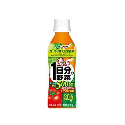 濃い1日分の野菜 265g×24本