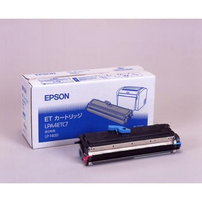 EPSON トナーカートリッジ LPA4ETC7