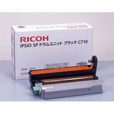 RICHO IPSiO SP ドラムユニット ブラックC710