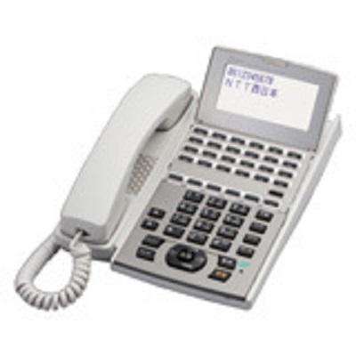 NX24ボタン録音電話機(白)