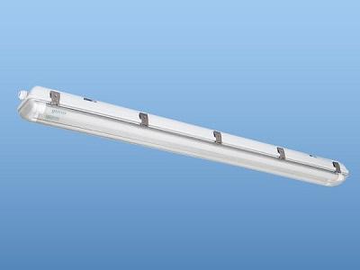LED蛍光灯40W型2灯用防水器具