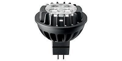 MASTER LED 12V 口金GU5.3/30度/3000K(電球色)